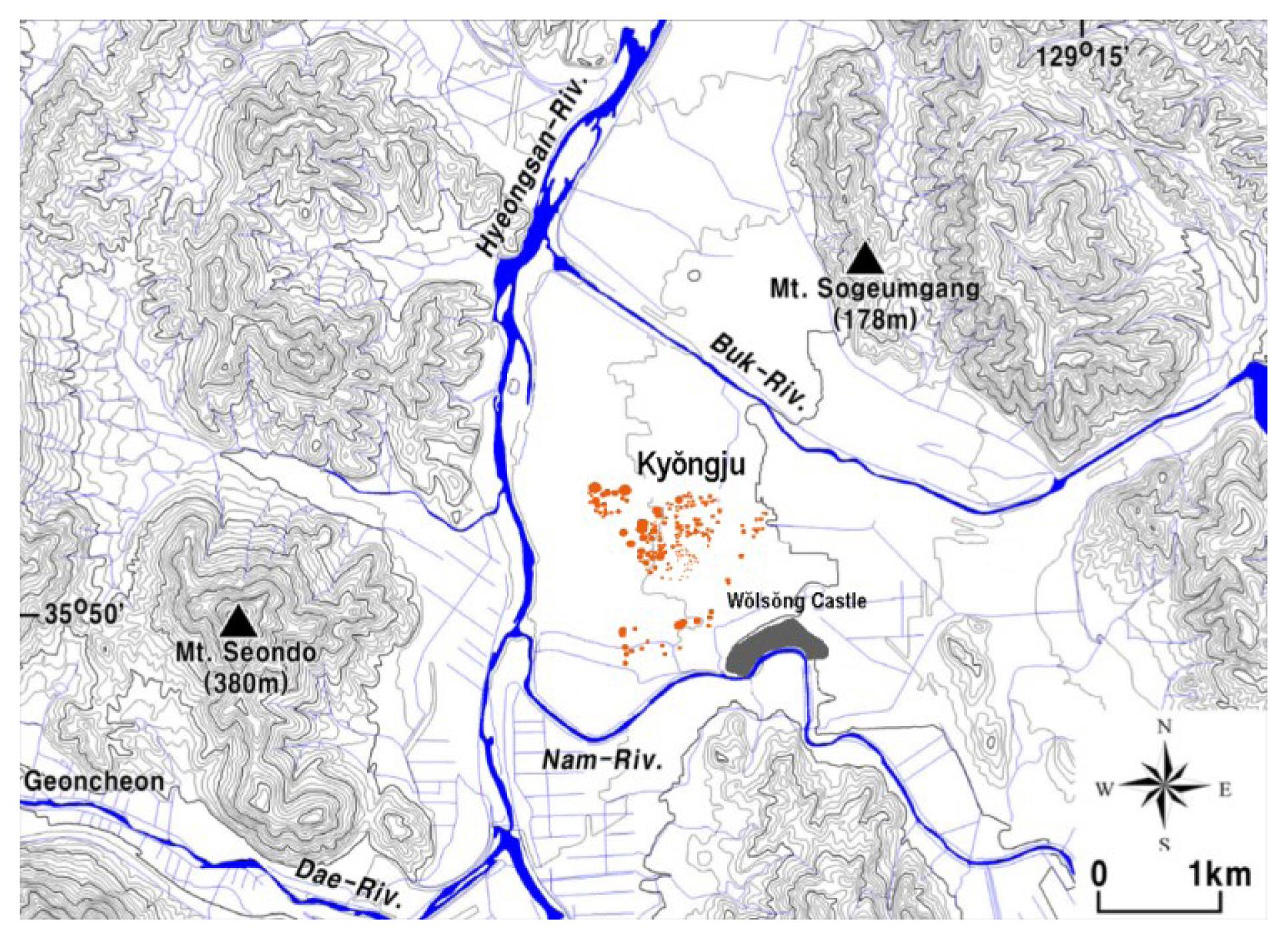 Monumental Burial Mounds in Kyŏngju: Remarks on their Socio ...